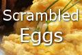 how to make folded scrambled eggs