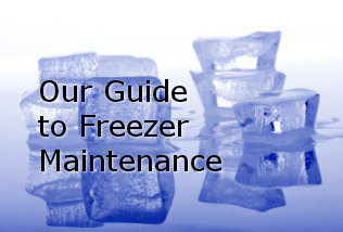 freezer maintenance