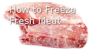 Freeze Meat