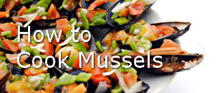how to make mussels